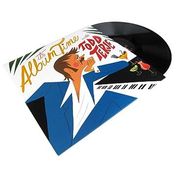 Todd Terje: It's Album Time (Free MP3) Vinyl 2LP
