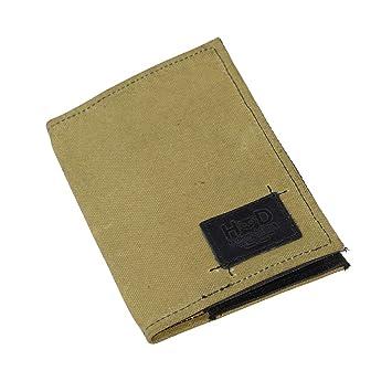 """Encerado lienzo campo notas Cover, Cartera Caso, 3.5 """"x 5.5"""" Diario"""