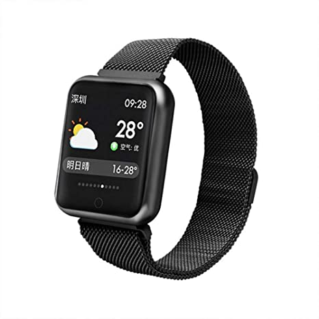 FRWPE Relojes Inteligentes para IWO Samsung s3 Huawei Bluetooth ...