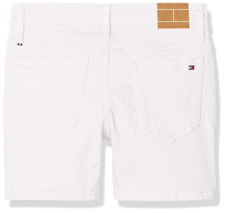 Tommy Hilfiger Nora Short Cdst Pantalones Cortos para Ni/ñas
