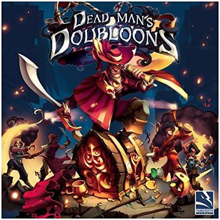 TCG Factory Dead Mans Doubloons - Juego de Mesa en Castellano: Amazon.es: Juguetes y juegos