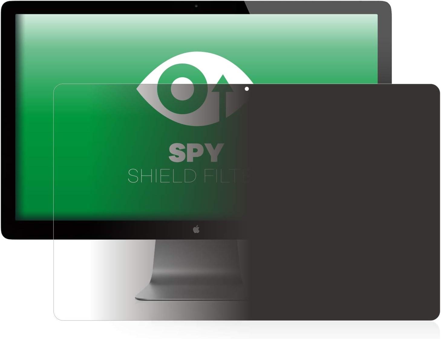 Anti-Spy Blickschutzfolie Sichtschutz-Folie upscreen Blickschutzfilter kompatibel mit Apple Thunderbolt Display 27 Privacy Filter