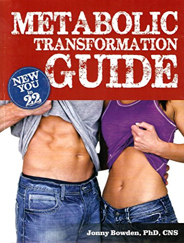 Metabolic Transformation Guide: New You In 22 (Guide Sherpa)