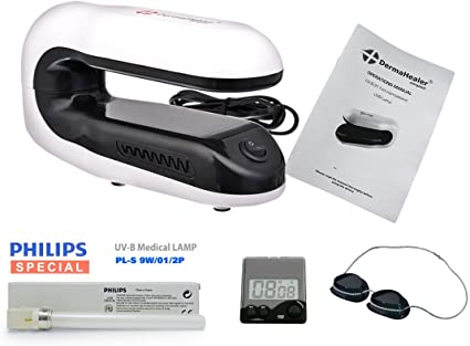 Philips PL-S 9W//01//2P 9W UVB For Skin UV Treatment Phototherapy Treatment lamp