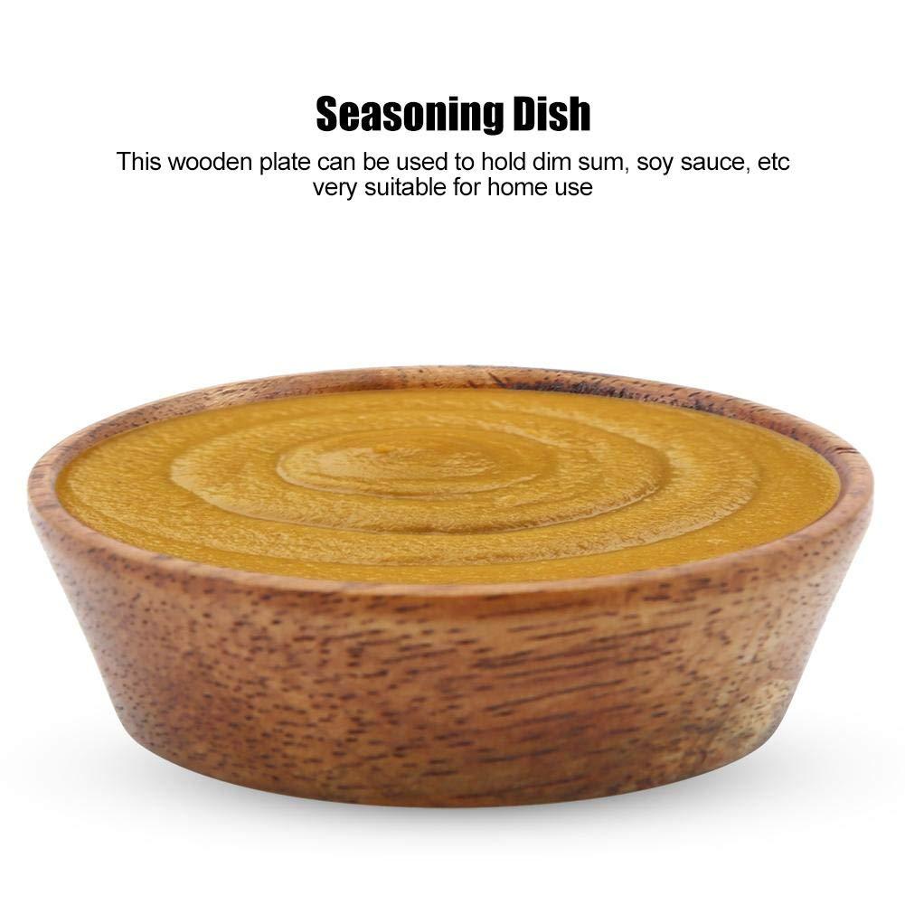 Piatto da dessert piatto tondo Salsa di soia per cucina domestica Hotel 10 centimetri utensili da cucina Ciotola da portata