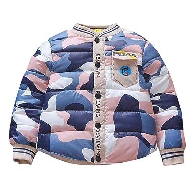 5321cb18e Moonuy Infant Toddler Baby Girls Boys Keep Warm Coat Jacket ...
