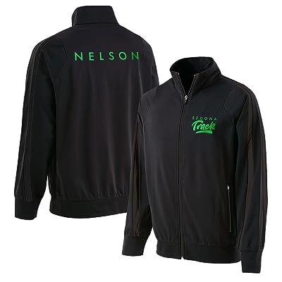 KAMAL OHAVA Custom Youth Full Zip Agil-Knit Warm Up Jacket