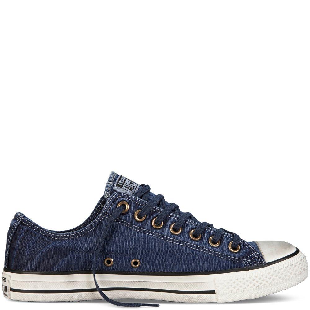 f387f9e162de Converse Chuck Taylor Washed Ox Men s Shoes Navy 142227F (Size  11.5)   Amazon.co.uk  Shoes   Bags
