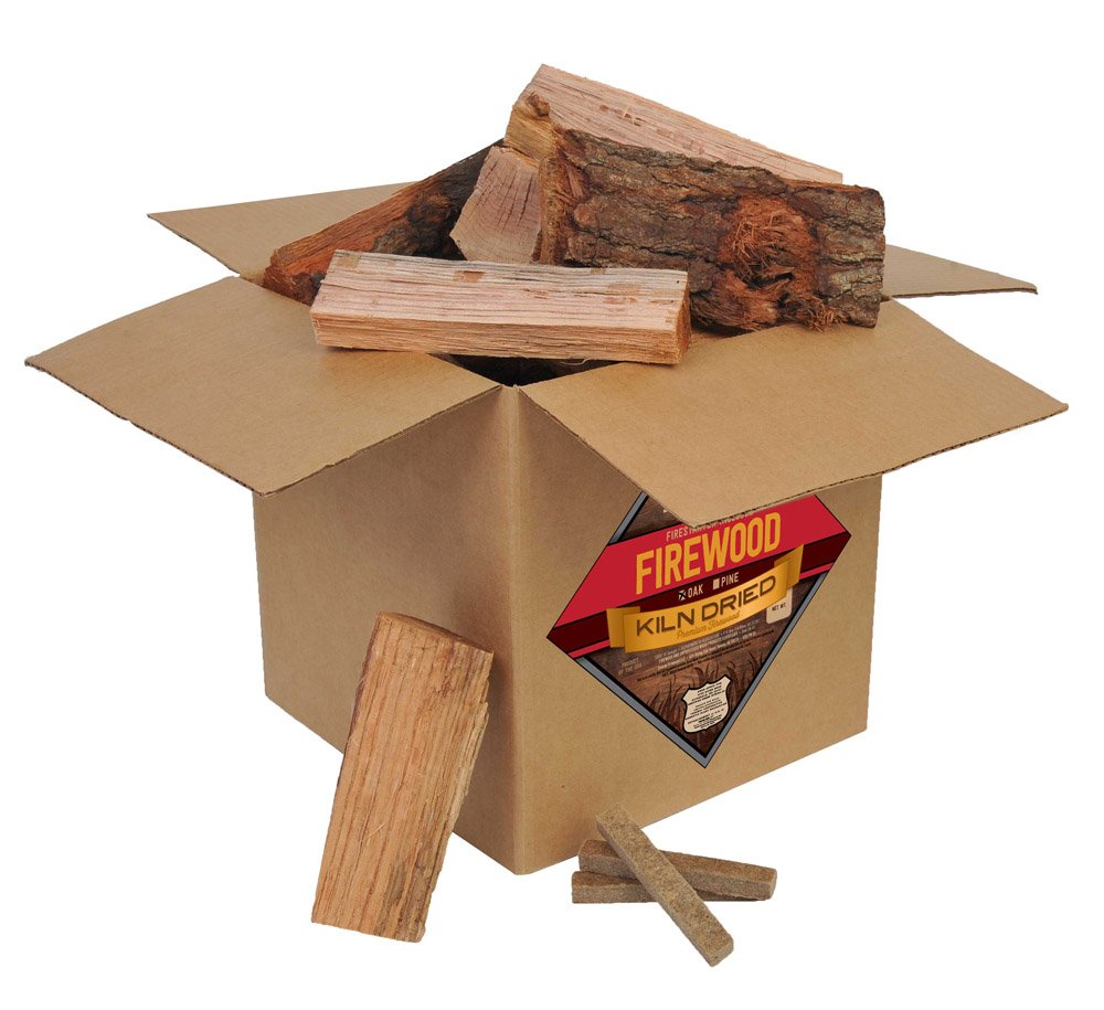 Firewood - Kiln Dried Premium Oak Firewood by Smoak Firewood