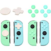 Switch Button Cap Set, Switch Dpad and Switch Button Caps for Animal Crossing Switch