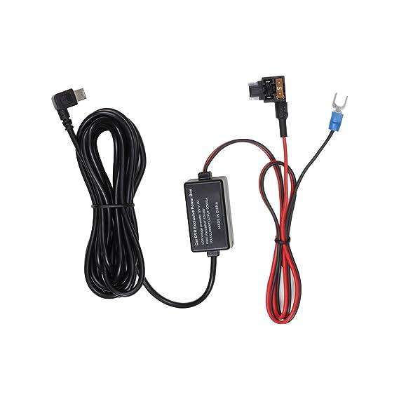 2A AUTO-VOX Dash Cam Hardwire Kit Low Profile Mini Fuse ... on
