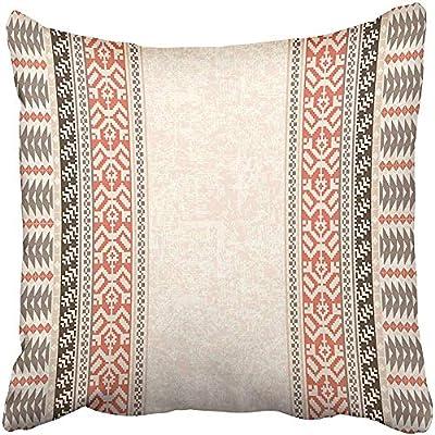 Fundas de almohada decorativas de 18 x 18 pulgadas, patrón ...