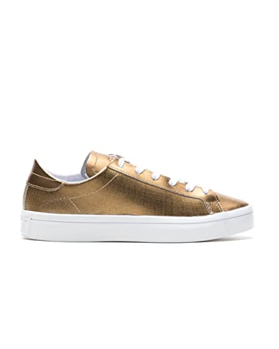 new arrival 5eab5 41283 adidas Originals Womens Court Vantage Trainers Copper Metallic US7 Other