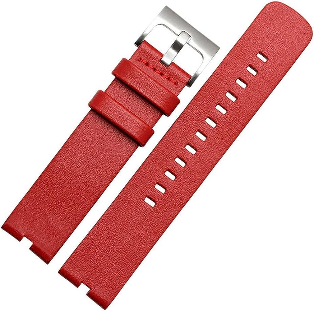 WayIn® De cuero correa de reloj de la venda para Motorola Moto 360 ...