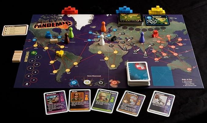 Pandemic: Leacock, Matt: Amazon.es: Juguetes y juegos