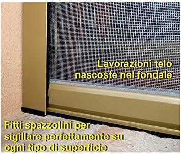 Suncover Zanzakit - Mosquitera de rodillo para ventana: Amazon.es: Bricolaje y herramientas