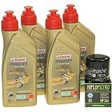/Ölfilter HIFLOFILTRO f/ür Suzuki GSX-R 1000/L2/CY1111/2012/185/PS 136/kw