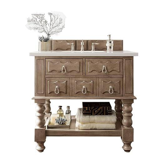 James Martin Furniture Castilian - Mueble de tocador ...
