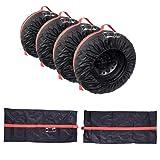 Jannyshop 1 PCS Automotive Spare Tire Tyre Wheel