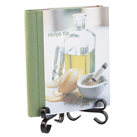 mDesign leggio da cucina per libri di ricette - Portalibro in ...
