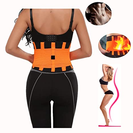 be7084c7d6ab Mujer Cinturón Reductor Abdominal Adelgazar Moldeador de Cintura Adelgazante  Abdomen Posparto Soporte de Espalda Corsé Body