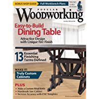 1-Year (7 Issues) of Popular Woodworking Magazine Subscription