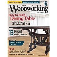 1-Year Popular Woodworking Magazine Subscription