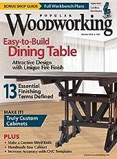 Popular Woodworking [Print + Kindle]