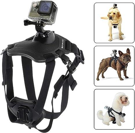 Hound Pet Dog Harness Chest Strap Belt Buckle Mount For Sport Action Camera