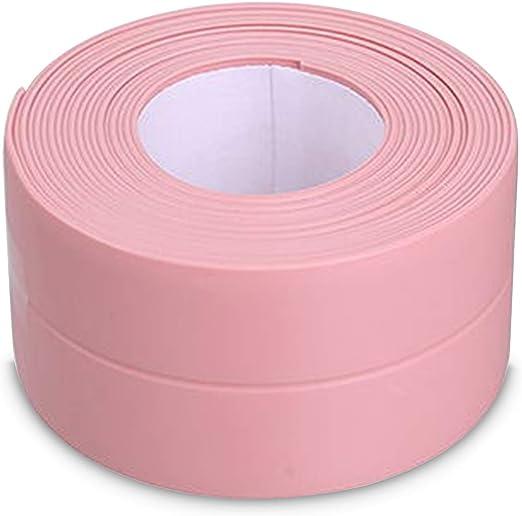 3.2m Kitchen Self Adhesive Waterproof Anti-moisture Tape Wall Caulk Sticker PVC