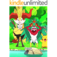 The Great Ever Book For Pokemon Sun and Moon Memes Book