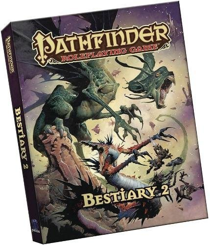 Pathfinder Roleplaying Game: Bestiary 2 Pocket Edition