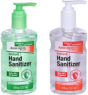 Amazon Com Assured Instant Hand Sanitizer With Vitamin E And