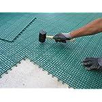 Multiplate-03MPVE-Piastrelle-Flessibili-Plastica-555-x-555-cm-Verde