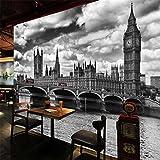 250cmX175cm papel de parede British retro retro backdrop Bar Restaurant Hotel tooling shop poster stereoscopic 3D Wallpaper Murals,250cmX175cm