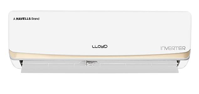 Lloyd 1.5 Ton 3 Star Inverter Split Air Conditioner (White) -LS18I36FI