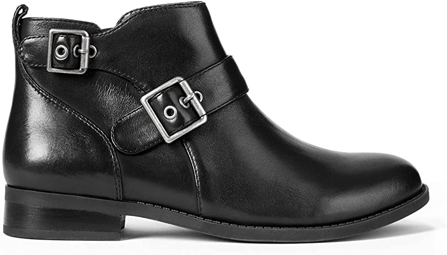 Vionic Women's Country Logan Ankle Boot