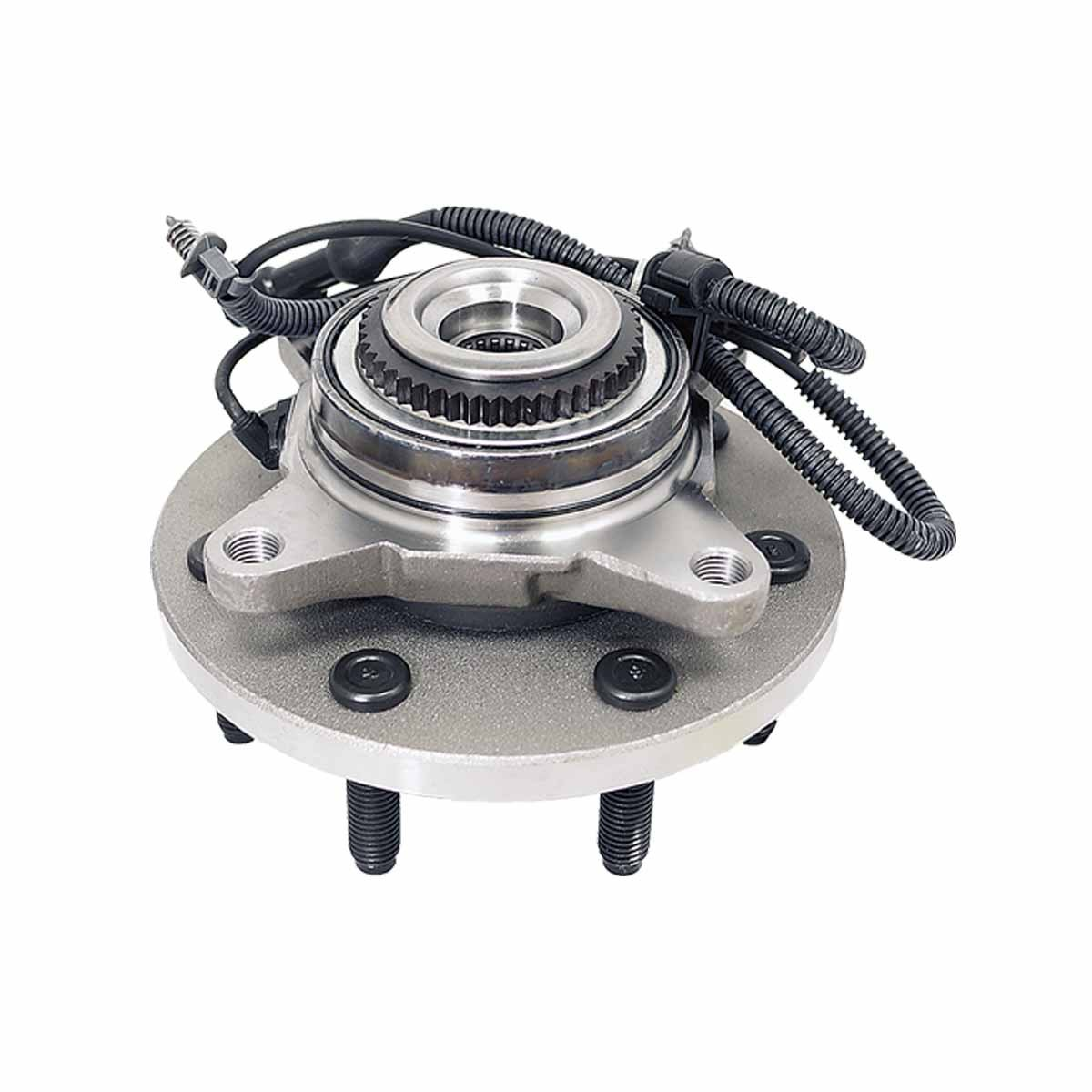HU515118 x 1 Brand New Wheel Bearing Hub Assembly Front Left Or Right Side (7 Lug 4WD) Fit 09-10 Ford F150 (Single)