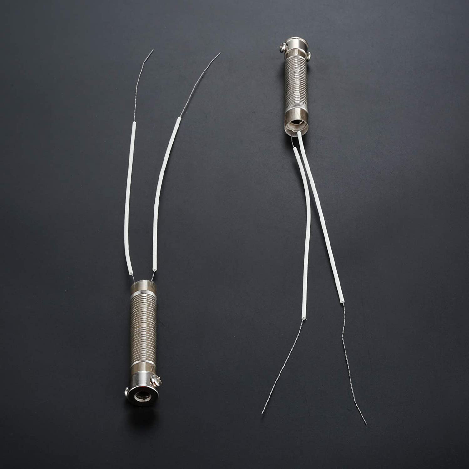 2pcs 220V 80W Welder Electric Soldering Iron Wired Heat Element Core Replacement Dreld