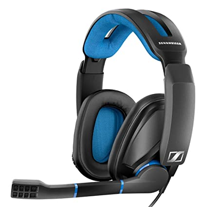 13a7b98e4c9 Amazon.com: Sennheiser GSP 300 - Closed Back Gaming Headset for PC, Mac,  PS4 and Xbox One: Computers & Accessories