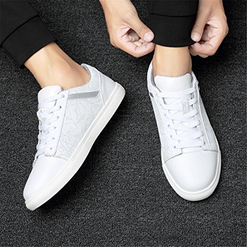 Lightweight Sneakers Sport Mens Running Casual Walking 920 Shoes Outdoor White 17 CFFOwrqXR