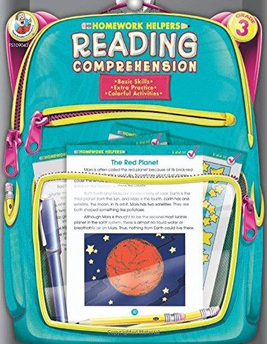 Download Reading Comprehension, Grade 3 (Homework Helper) pdf epub