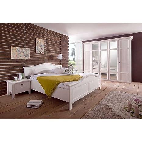 Camere Da Letto Di Campagna.Casa Di Campagna Della Camera Da Letto Mobili Twinta In Bianco 4