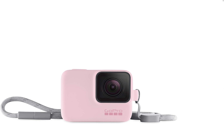Gopro Hero 5 6 7 Sleeve And Adjustable Lanyard Kit Kamera