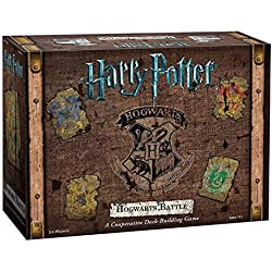 Amazon com: Harry Potter Hogwarts Battle A Cooperative Deck Building