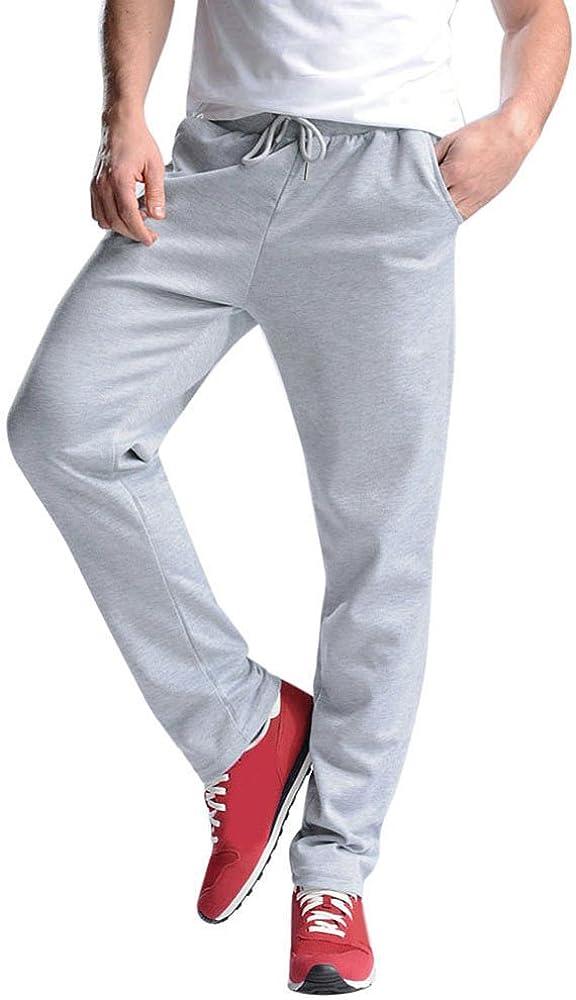 Amober - Pantalones de chándal para niño (Piel, Talla Grande ...