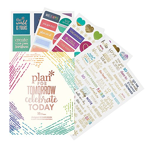 Erin Condren Designer Sticker Book - Classic Edition 4