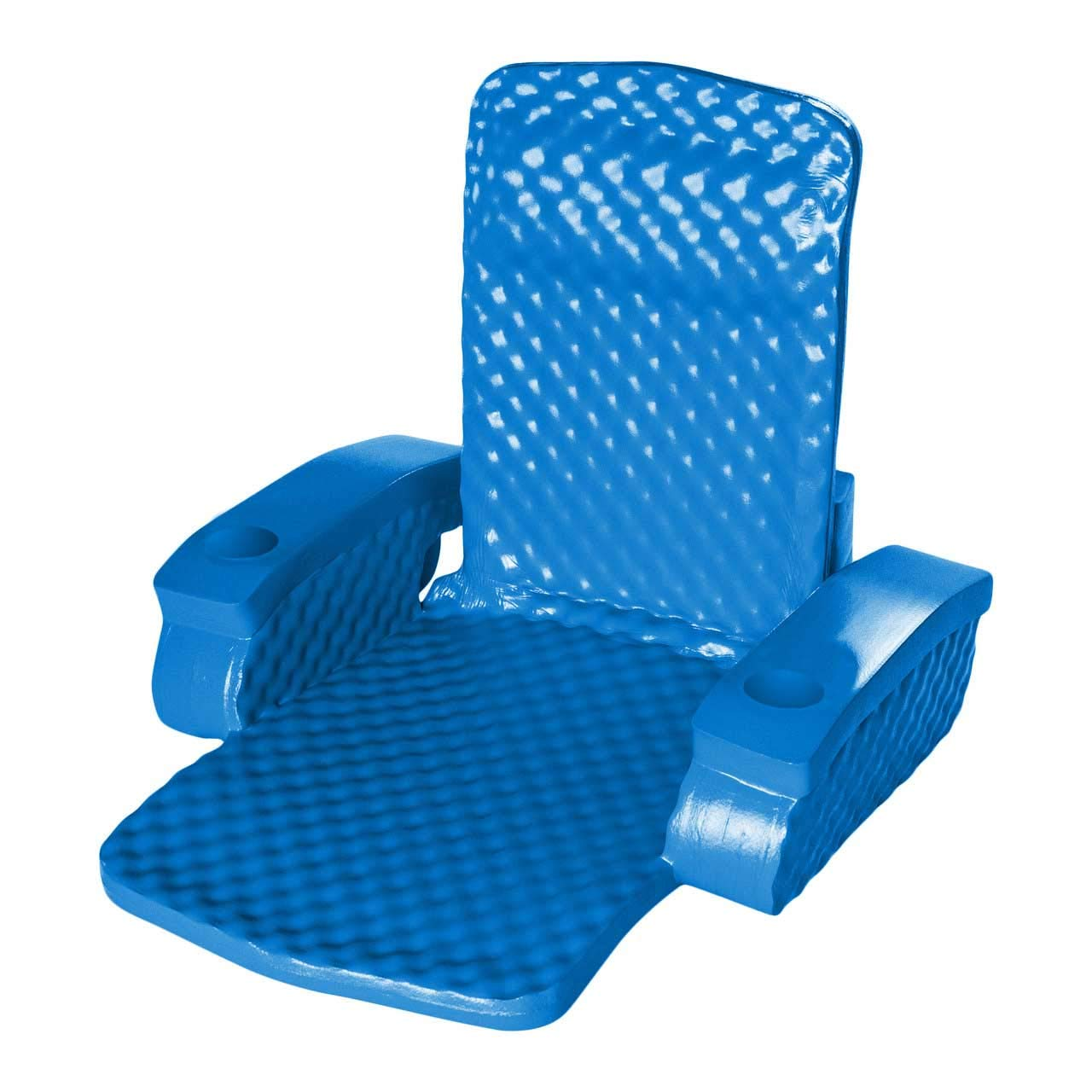 TRC Recreation Baja Folding Chair in Bahama Blue by Blue Wave (Image #5)