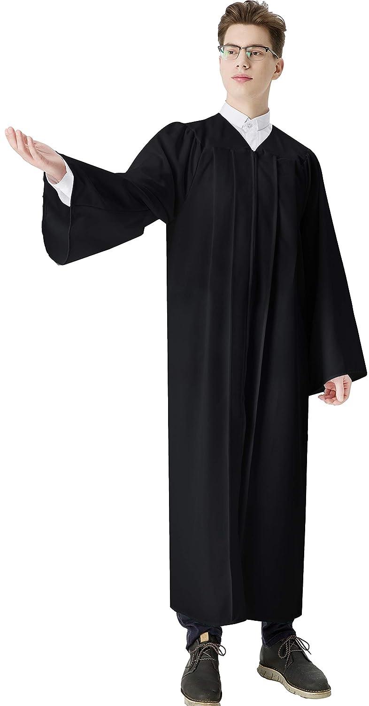 c6b08c53dac85 Amazon.com  Ivyrobes Unisex Adults Matte Choir Robes  Clothing