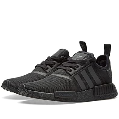 40bb861f1b599 ADIDAS MENS NMD_R1 'TRIPLE BLACK' - S31508-12 - S31508